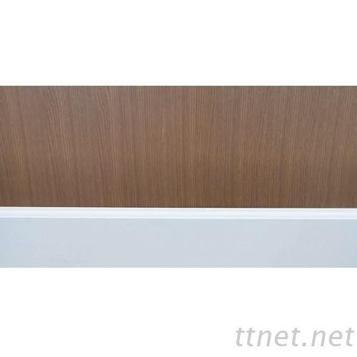 skirting board, edge banding